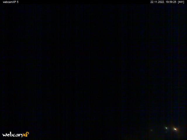 webkamera Cres - pohled na sever